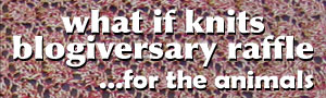What If Knits Blogiversary