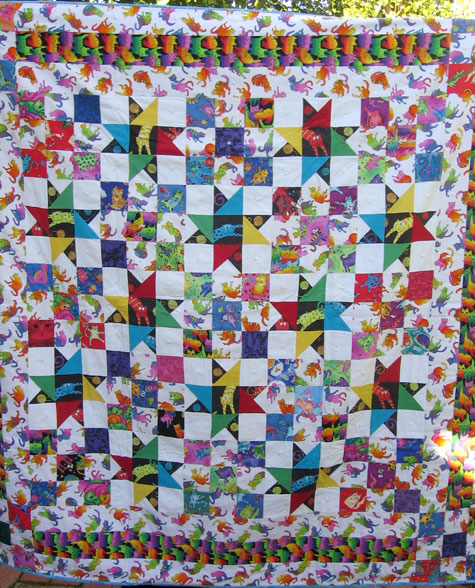 The second quilt