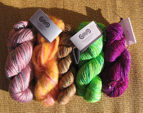 Bright and yarn-a-licious