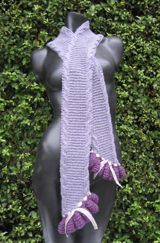 Frost Fairy scarf