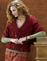 Caron's Portland pullover