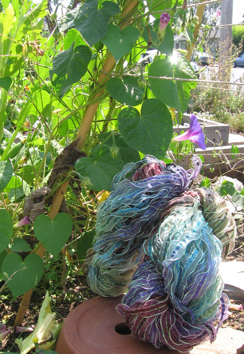 The Yarn from Another Planet