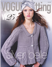 A lovely sweater from Vogue.